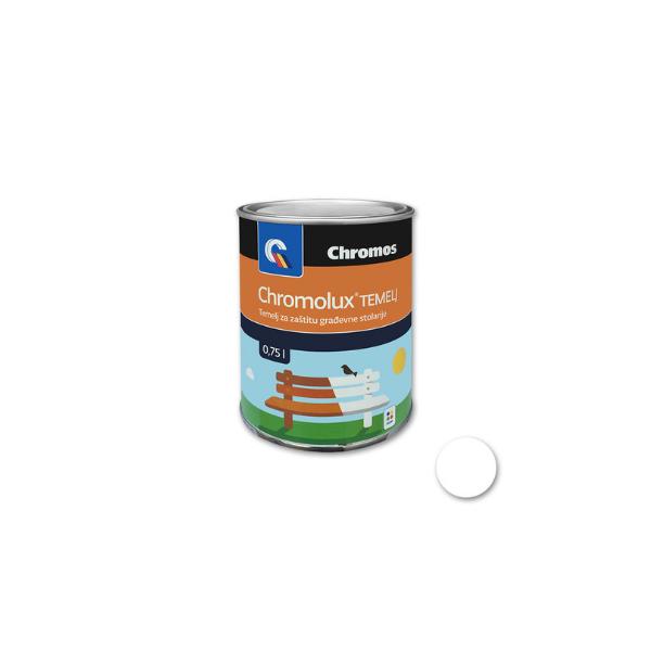 Chromolux temelj bijeli za drvo